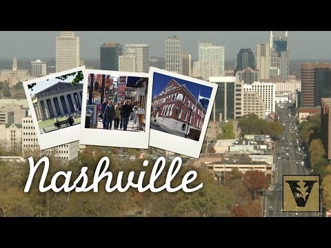 Hear current Vanderbilt University students talk about Nashville