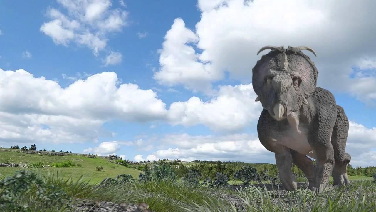 pachyrhinosaurus vs carnotaurus - photo #15