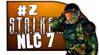 S.T.A.L.K.E.R. NLC 7 - МОЙ ПЕРВЫЙ СТВОЛ! - ГДЕ ХАБАР БАРЫГА?! #2