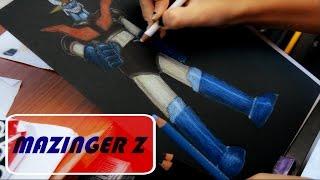 Mazinger Z (Drawing)