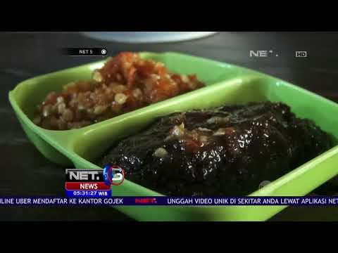 Wisata Kuliner Presiden Jokowi - NET 5