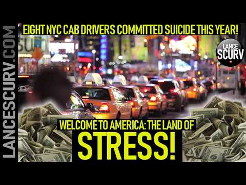 WELCOME TO AMERICA: THE LAND OF STRESS! - The LanceScurv Show