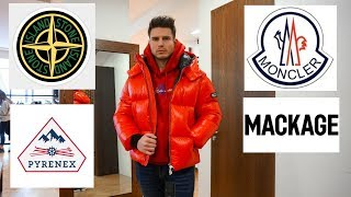 Gambar cover DESIGNER COAT Try On Haul | Manchester Shopping Vlog (Stone Island, Moncler, Pyrenex + More)