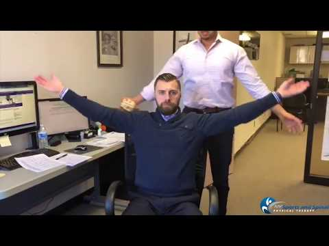 Stop Slouching! 3 Easy Chest Stretches- NY Sports & Spinal Physical Therapy