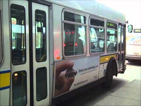 CTA and Pace Bus Insanity at 95th/Dan Ryan Red Line Station