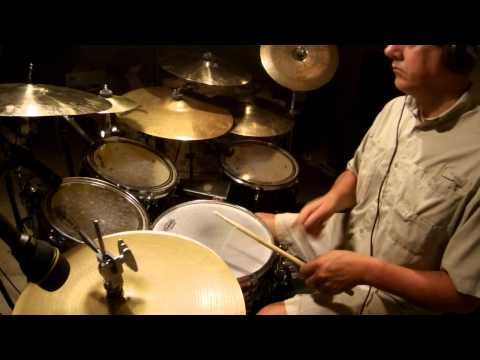 Boz Scaggs - Miss Sun - drum cover by Steve Tocco