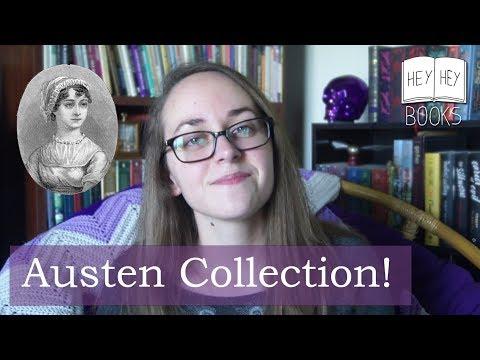 My Entire Jane Austen Collection!
