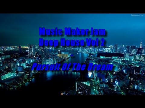 Deep house music maker jam koden pursuit of the for House music maker