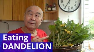 Лепешки с одуванчиками - Му Юйчунь китайская кухня одуванчик