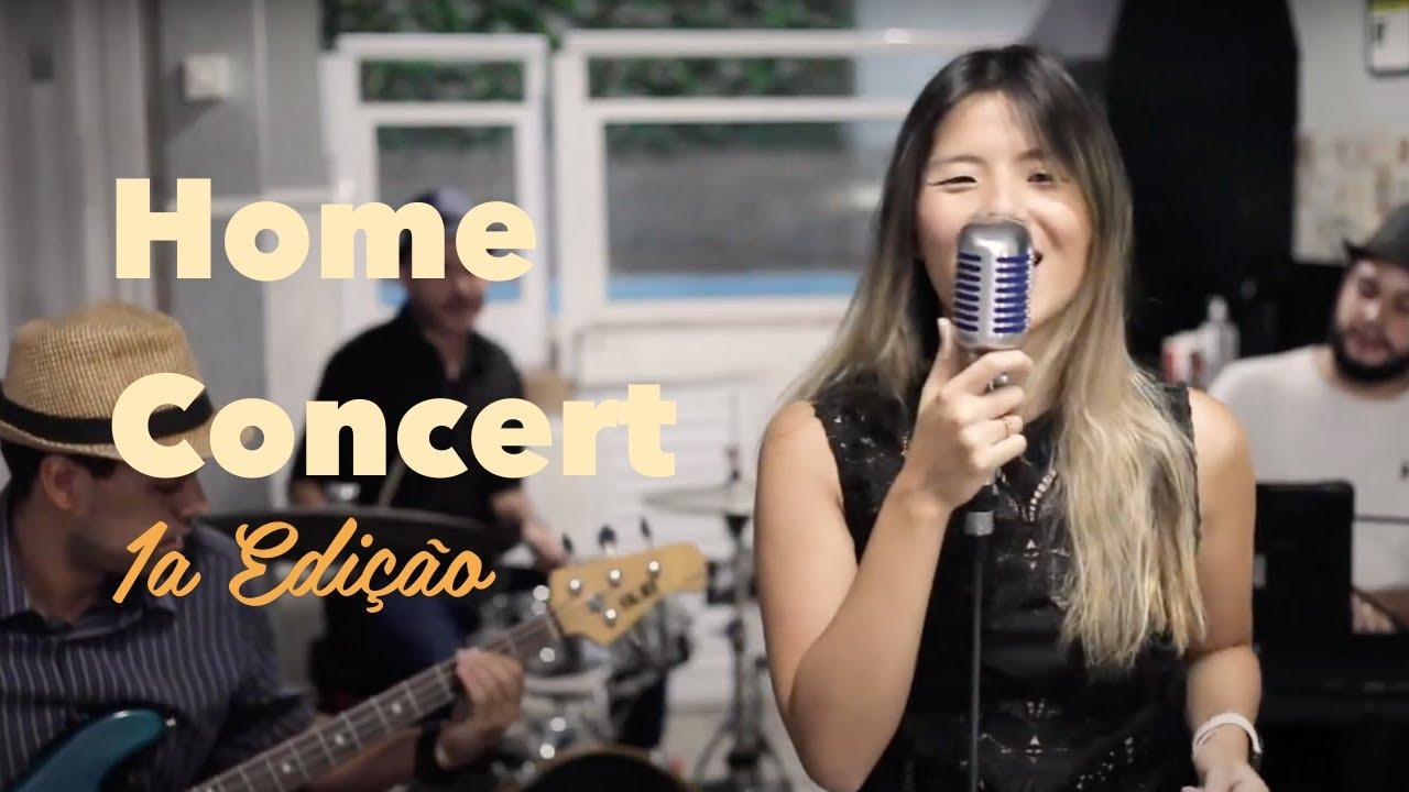 Home Concert • Música ao vivo, da nossa casa para o mundo