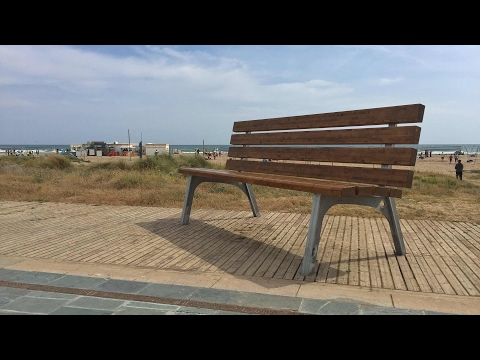 DAY AT CASTELLDEFELS BEACH