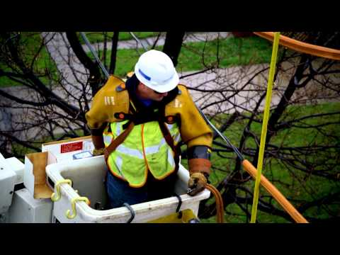 National Grid: Power Outages - Preparation & Restoration