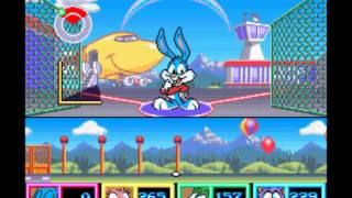 Tiny Toon Adventures:Wacky Sports Challenge(SNES)Gameplay