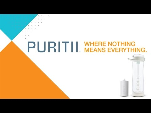 New Puritii Portable Water Filtration System by ARIIX