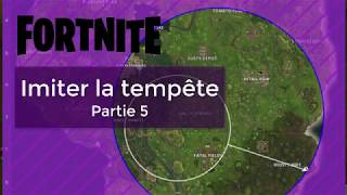 Unity 2017 - How to code the STORM zone of FORTNITE - part5