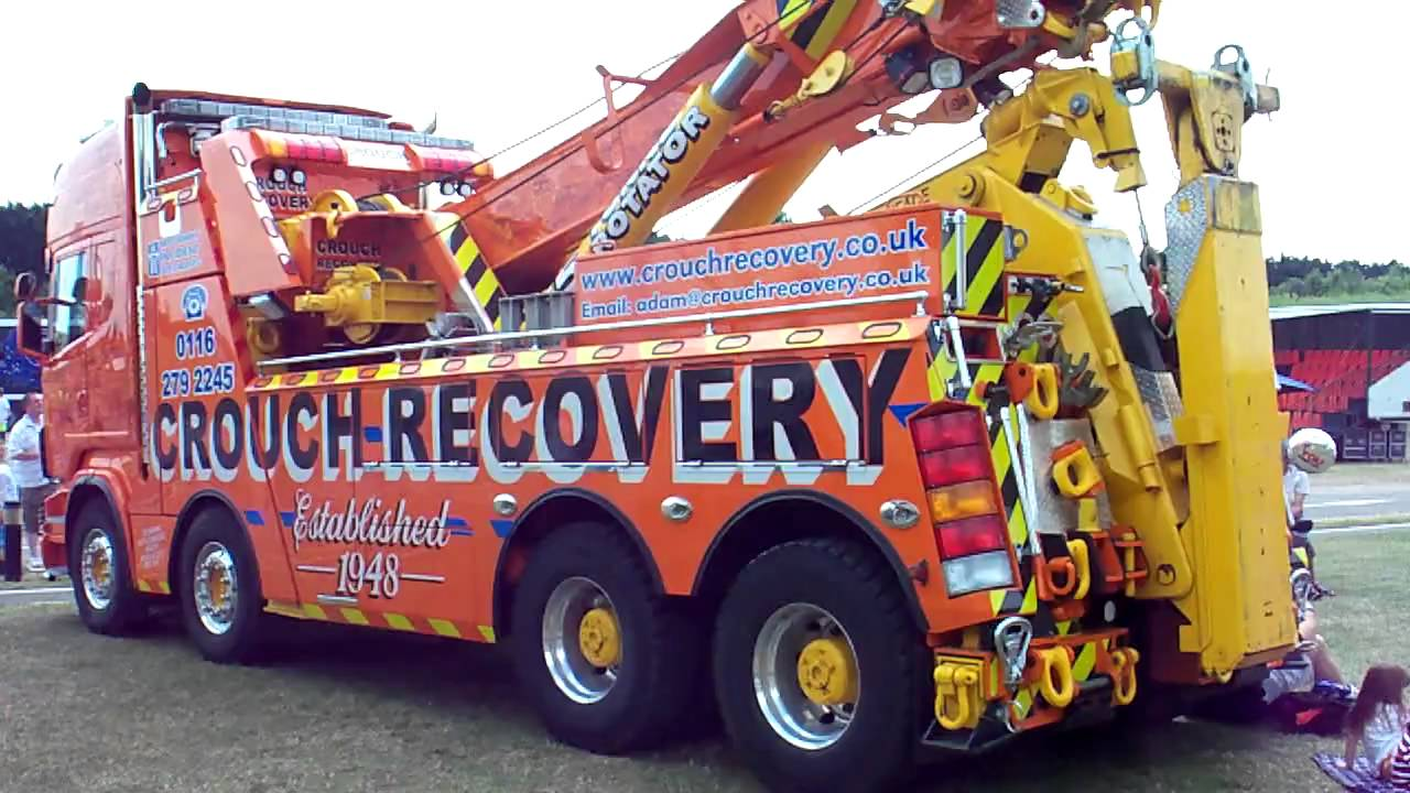 scania david crouch recovery truck youtube. Black Bedroom Furniture Sets. Home Design Ideas