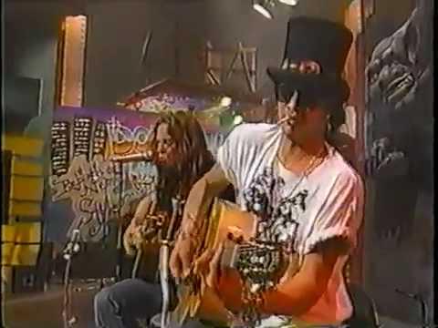 Slash's Snakepit – Beggars And Hangers-on Acoustic