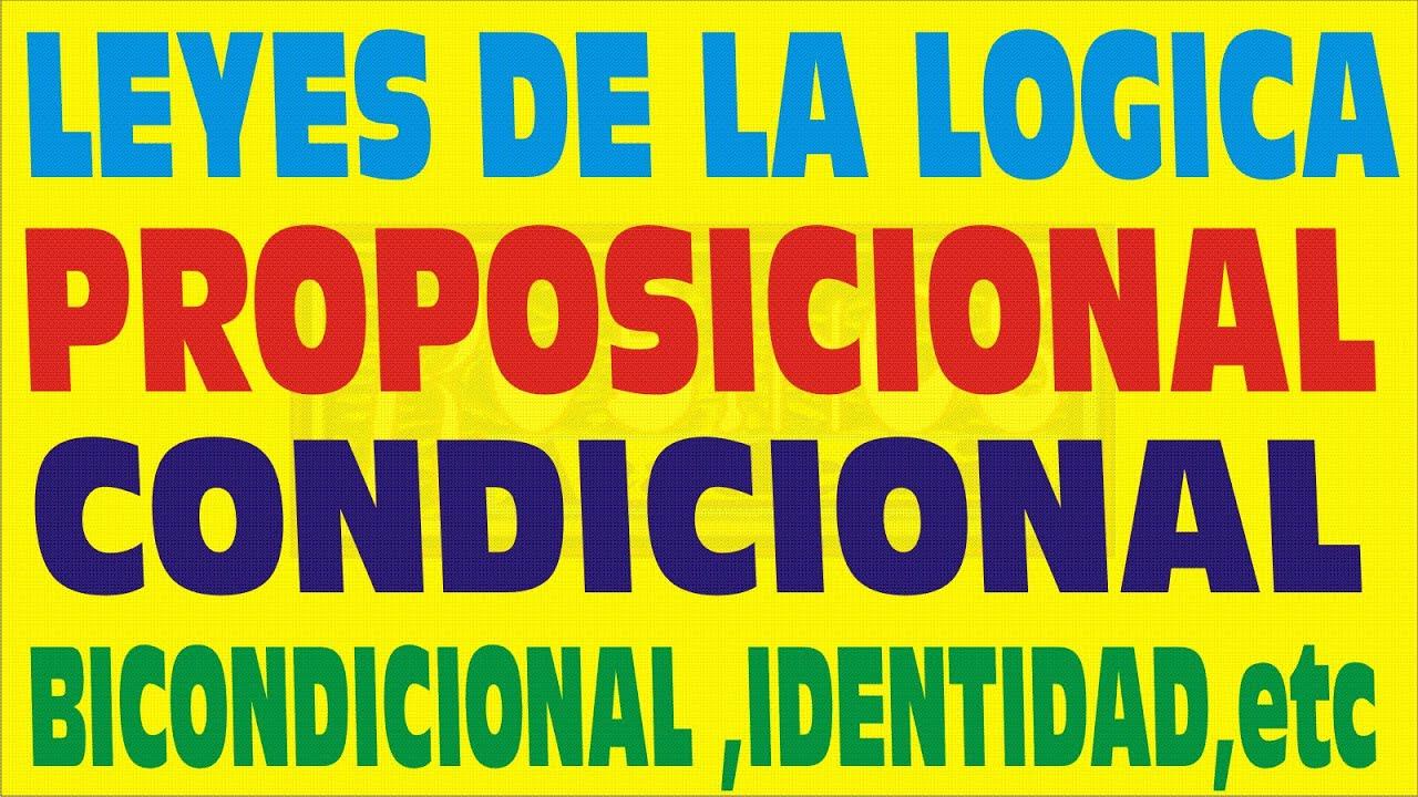 Leyes de la logica proposicional condicional bicondicional de leyes de la logica proposicional condicional bicondicional de la identidad del complemento ccuart Gallery