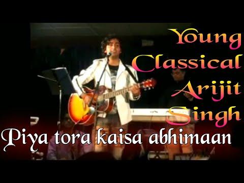 Piya Tora Kaisa Abhimaan | Young Classical...