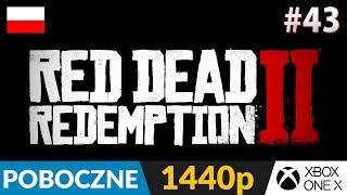 Red Dead Redemption 2 PL ???? LIVE - poboczne ???? Tyle tych misji! - Na żywo
