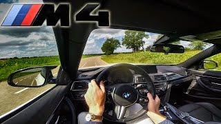 2017 BMW M4 Competition Test Drive Sound Interior