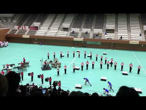 Winter Marching Party in KYOTO - Legend of ANGELS Drum & Bugle Corps