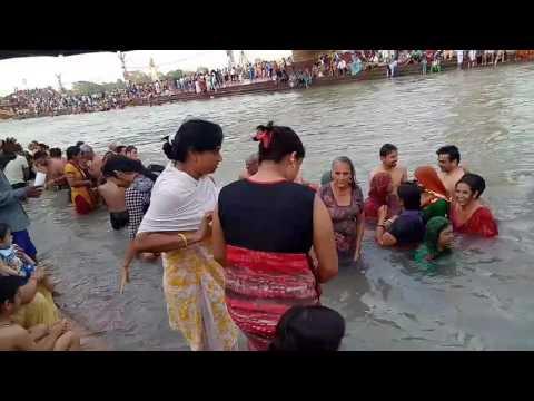 Haridwar ganga snan
