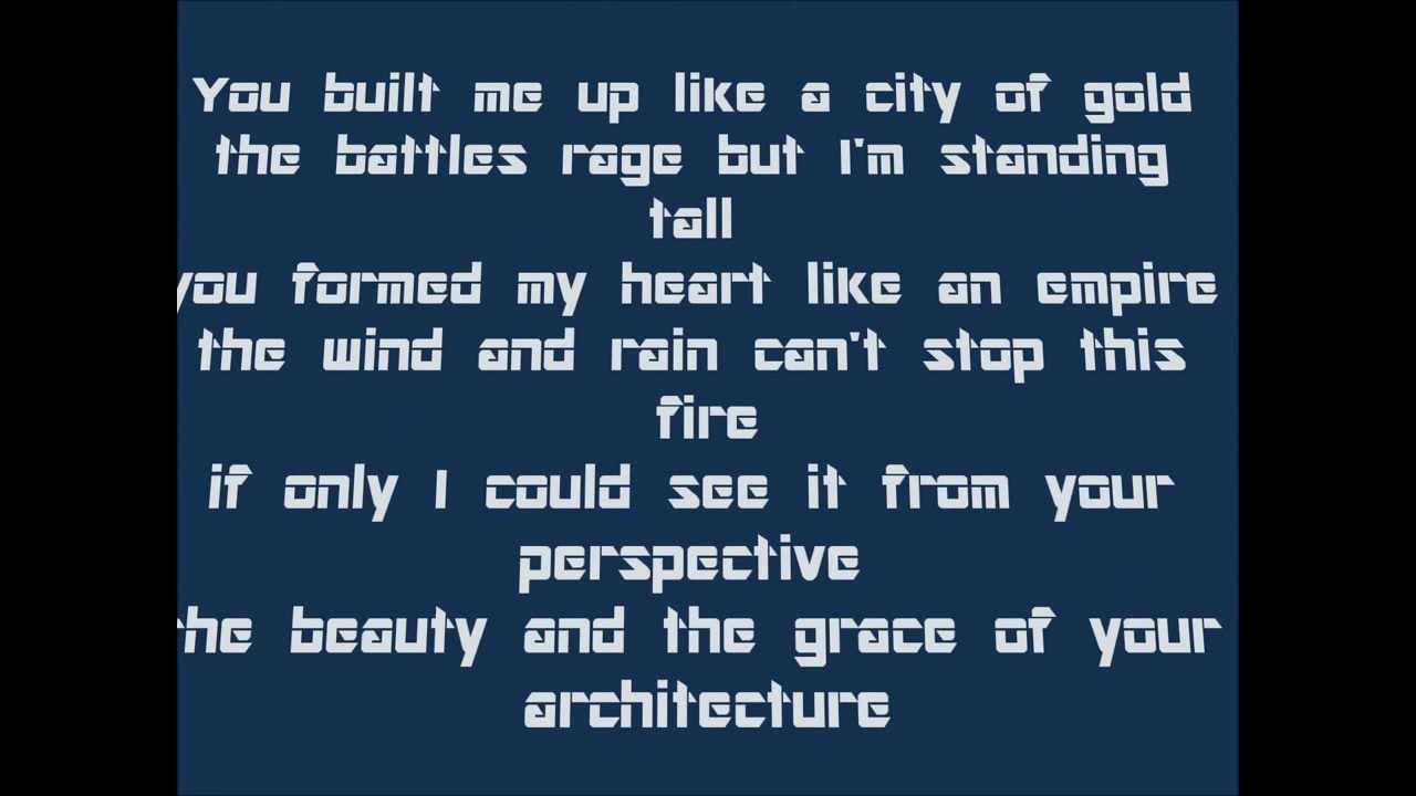 Image result for Jonathan Thulin song babylon lyrics