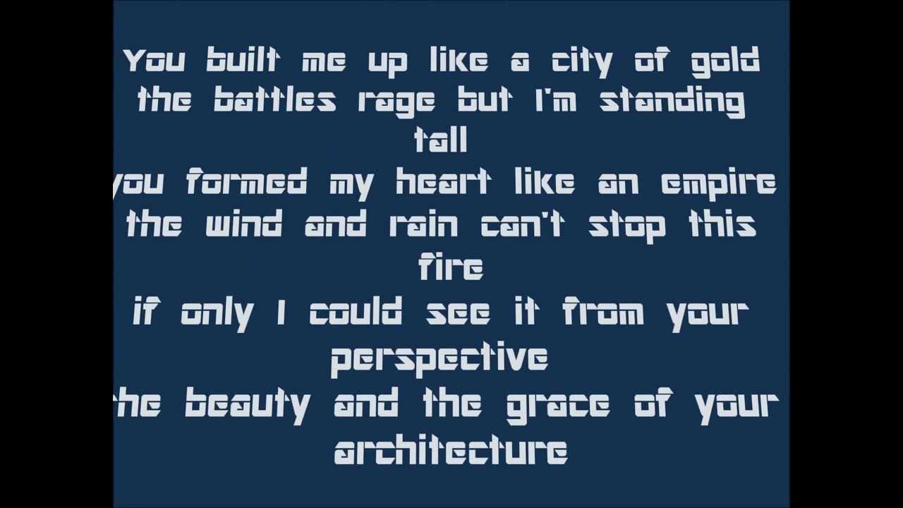 Image result for Jonathan Thulin song babylon lyrics