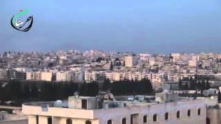 Русские бомбят мирные города Сирии кассетными бомбами