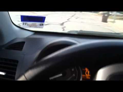 Evo X Turbo noise - audible