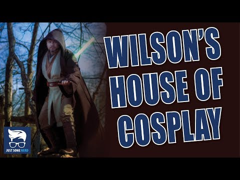 Interview with Anthony Wilson of Wilson's House of Cosplay