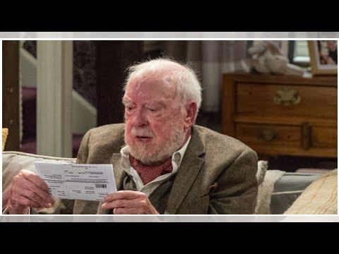 Emmerdale legend Freddie Jones explains why he is leaving Sandy Thomas role