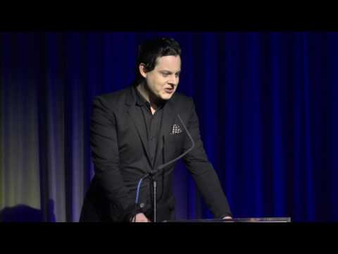 """Jack White - Speech: """"Let the music tell you what to do"""" 