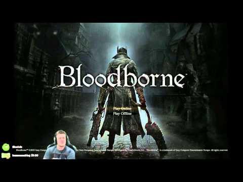 #Bloodborne BLIND stream is LIVE! twitch.tv/unitlost