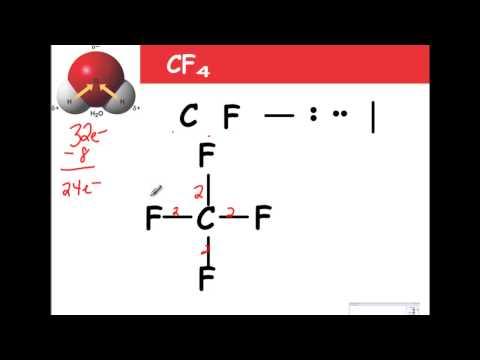 cn lewis dot diagram cf4 dot diagram carbon tetrafluoride formula – buzzpls.com #15