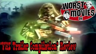 """Worst Movies On YouTube: """"80's VHS Trailer Compilation"""" Review"""