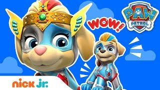Top 7 Mighty Moments w/ the PAW Patrol Mighty Twins! 🤩 Nick Jr.