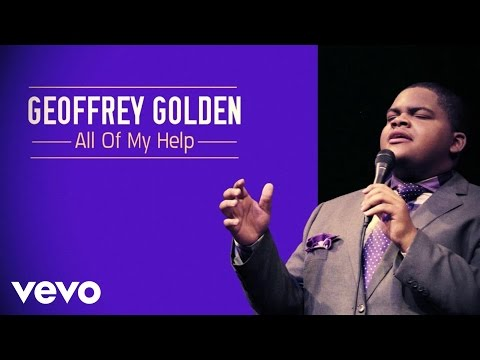 "Live Praise and Worship Music Video ""All of My Help"" by Geoffrey Golden (Official Lyric Video)"