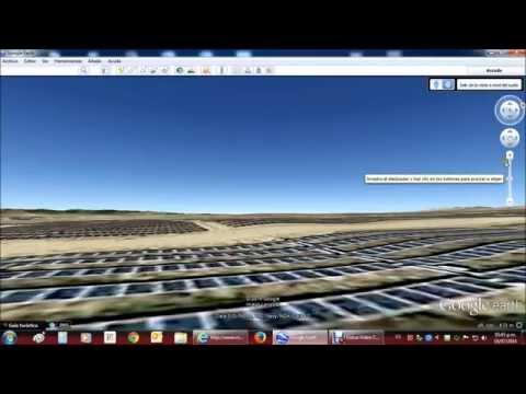 """Planta solar fotovoltaica de """"California Valley Soalr Ranch"""" 250MW  USA"""