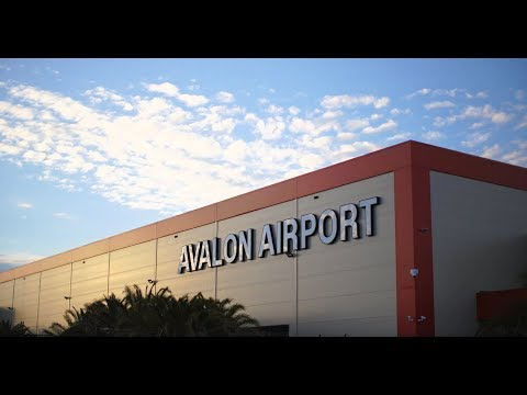 Rapiscan® Systems Advanced Checkpoint Security at Avalon Airport