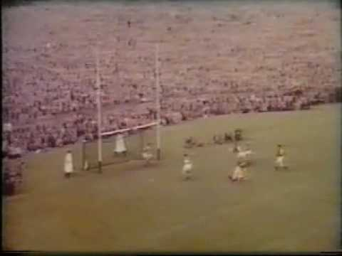Highlights of the 1960 All Ireland Final - YouTube