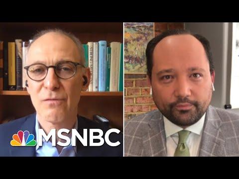 Trump Attacks World Health Organization For Coronavirus Response   Deadline   MSNBC