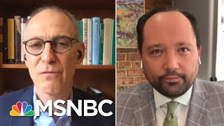 Trump Attacks World Health Organization For Coronavirus Response | Deadline | MSNBC
