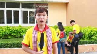 [B4T] - Bản tin số 1: Chiến dịch Xuân Tình Nguyện ĐH Ngân Hàng TP.HCM 2017