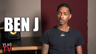 Ben J on Being a Pimp, His Ho is Now Pregnant by Him But Still Working (Part 7)