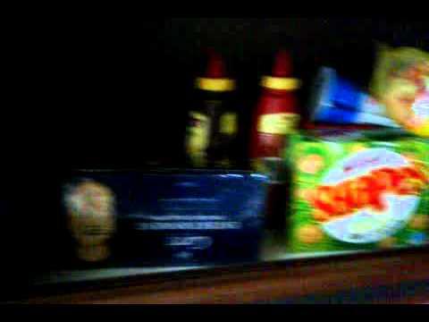 Bertram Trojan 8.6 Inside Stove & Cupboards