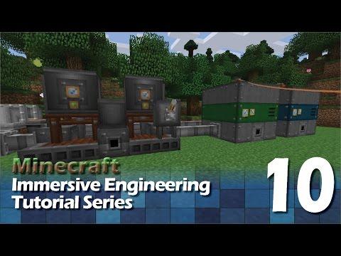 Immersive Engineering Tutorial #10 - Biodiesel