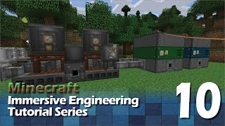 Immersive Engineering Tutorial #10 - Biodiesel