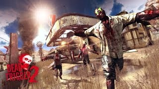 Dead Trigger 2 HD gameplay PC